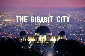 gigabit city