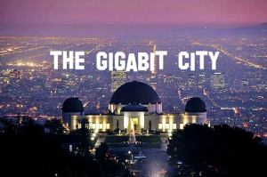gigabit city