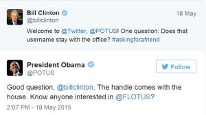 obama reply