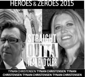 Heroes and Zeroes Returns Dec 21