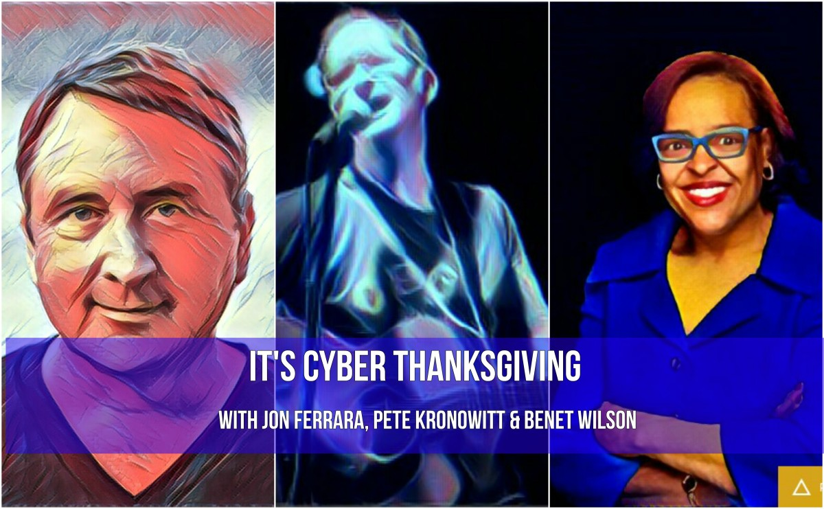 CLBR #239: CLBR's Cyber Thanksgiving Special (We Already Have the Cranberry)