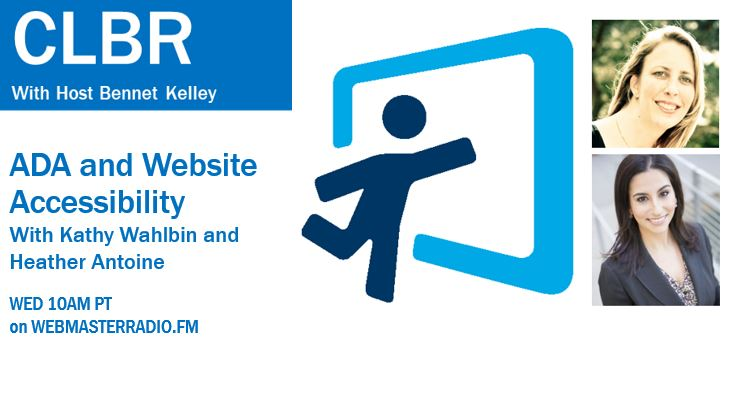 CLBR #303: ADA and Website Accessibility