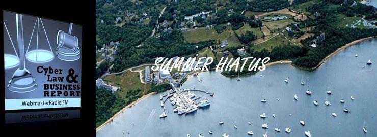 CLBR – Summer Hiatus