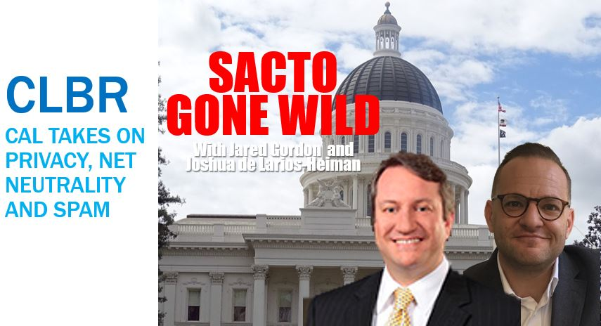 CLBR #306: Sacramento Gone Wild with  Jared Gordon  and Joshua de Larios-Heiman