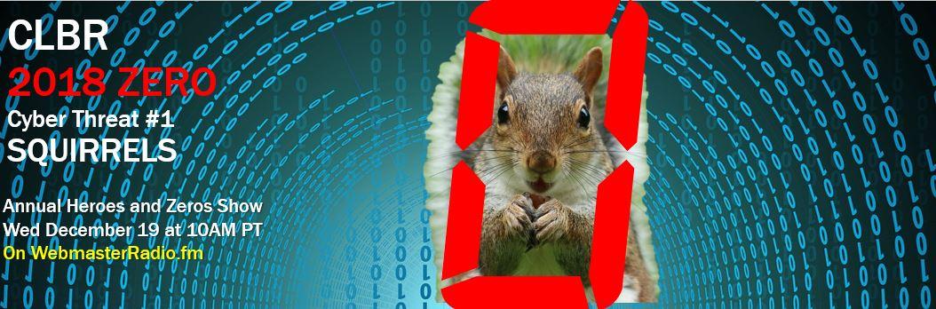 2018 CLBR Zero: Squirrels