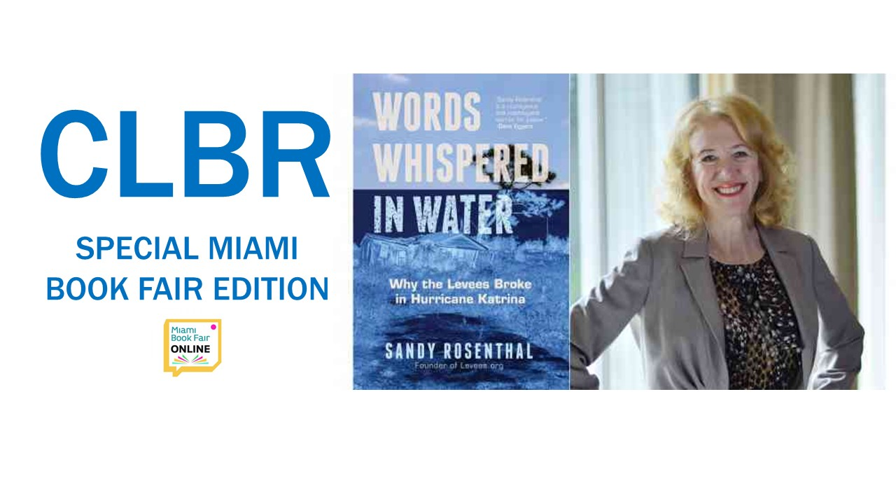 Sandy Rosenthal: Words Whispered in Water